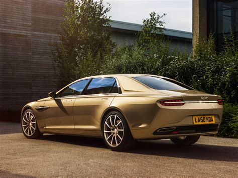 aston martins top secret lagonda taraf super sedan