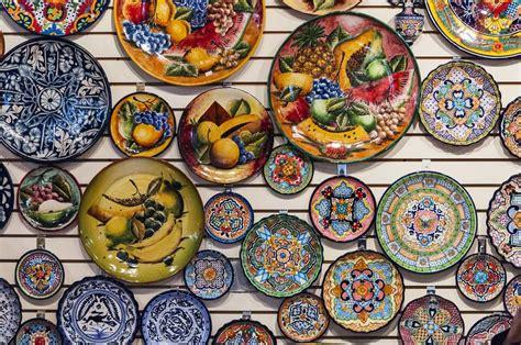 talavera poblana pottery  puebla mexico