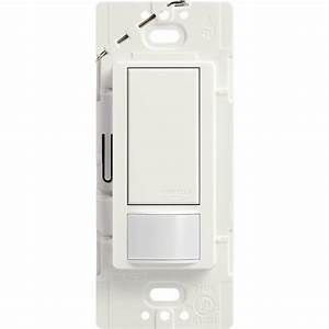 Lutron Occupancy Sensor Dimmer