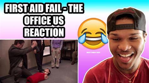 *who's Funnier Michael Or Dwight?* First Aid Fail