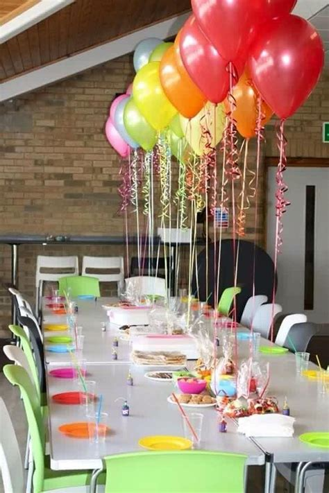 Decorating Ideas With Balloons by Balloon Decoration Ideas Upcycle