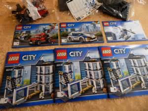 2017 LEGO City Police