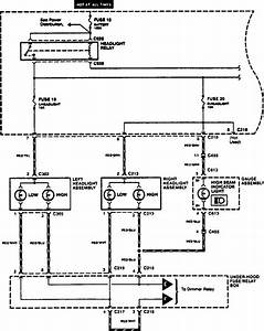 Acura Tl  1995 - 1998  - Wiring Diagrams