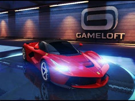 Asphalt 8 The Great Wall Ferrari LaFerrari - YouTube