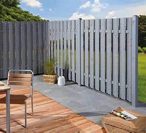 zaun sichtschutz selber bauen obi gartenplaner With garten planen mit balkon zaun