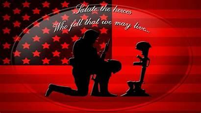Memorial Happy Wallpapers Veterans Desktop Screensavers Salute