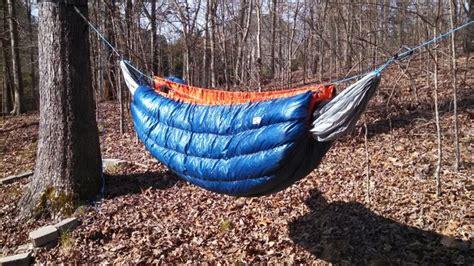 hammock gear underquilt hammock underquilt ultralight 20 f
