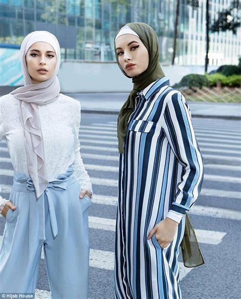 hijab maker  sales booming  burqa ban call