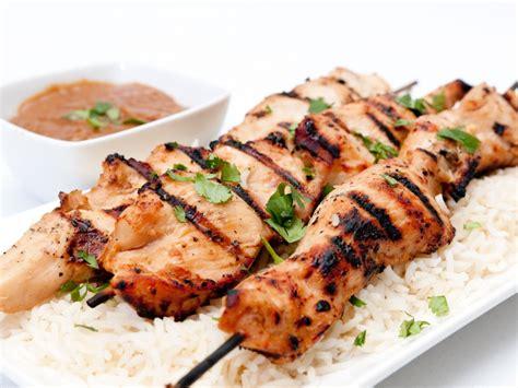 cuisine libanaise recettes brochettes de poulet à la libanaise recette de