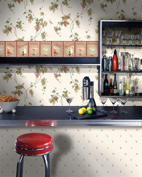 frise pour cuisine decoration cuisine tapisserie