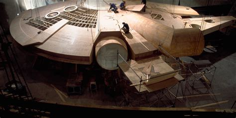 Han Freighter Diagram by 5 Things You Might Not About The Millennium Falcon