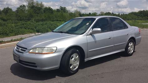 2001 Honda Accord by 2001 Honda Accord Photos Informations Articles