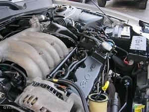 2000 Mercury Sable Gs Sedan 3 0 Liter Ohv 12
