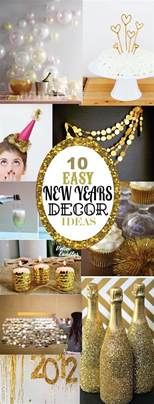 10 easy new years decorating ideas sohosonnet creative living
