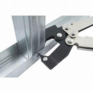 Couper Rail Placo : pince grignoteuse rail placo ~ Melissatoandfro.com Idées de Décoration