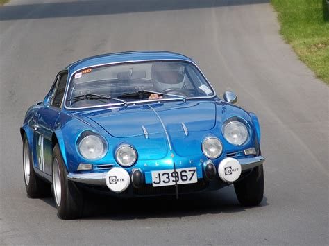 renault alpine a110 renault alpine a110 technical details history photos on