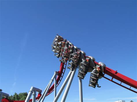 flight deck troline park application 1000 images about thrill rides roller coasters on