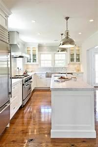 Pinterest Cuisine : 53 variantes pour les cuisines blanches ~ Carolinahurricanesstore.com Idées de Décoration