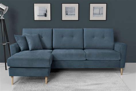 canapé d angle bleu canapé bleu les meilleurs modèles pour habiller votre