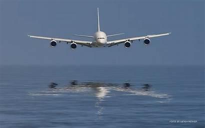 Flight Wallpapers Low Airplane Widescreen Negeri Air