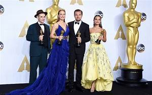 Oscars 2016 in pictures: Red carpet and Academy Awards ...