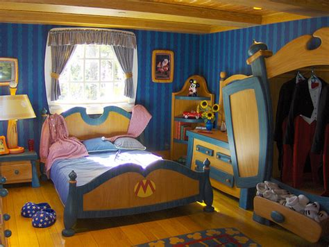 mickey mouse bedroom mickey mouse 39 s bedroom flickr photo
