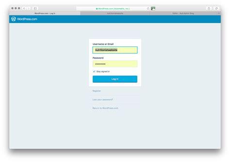 nutritionist  website  wordpress   customize