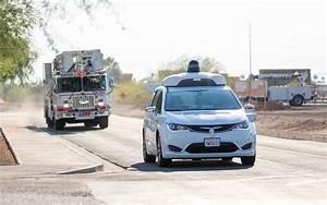 Voiture Autonome Google : la voiture autonome de google apprend reconna tre les v hicules d 39 urgence ~ Maxctalentgroup.com Avis de Voitures