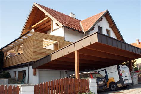 Terrassenüberdachungcarport  Kerschbaumer Sturl