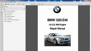 Manuales De Taller De Bmw  Bmw 320i Chassis E46 Motor M54 L6 2 2