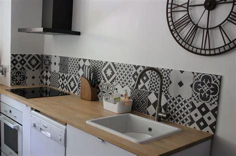 cuisine carreau de ciment best credence carreaux de ciment images design trends