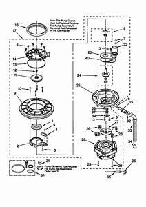Kudm25sh Kithcenaid Won U0026 39 T Complete Drain Cycle