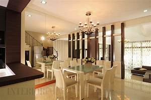 Landed house verde ave interiorphoto professional for Interior decoration for dining hall