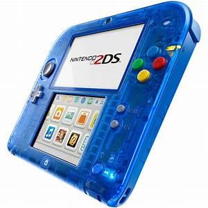 Nintendo 2DS Special Edition Pokmon Blue Version Blue
