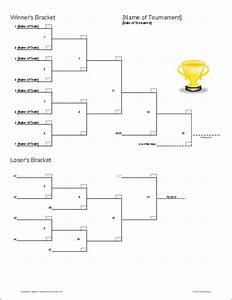 table tennis tournament template - download the double elimination bracket template from