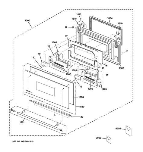 ge monogram advantium oven   tubular handle