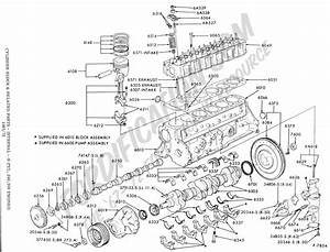 Engine Specs 289 Ford Diagram