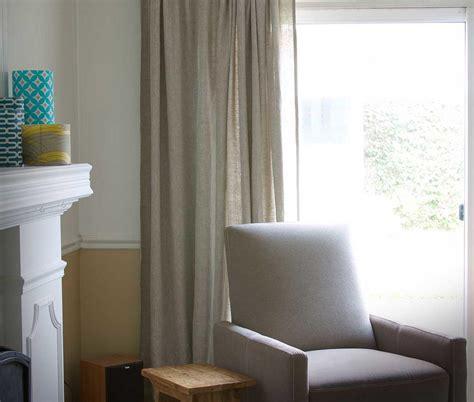 linen diy curtains diyideacentercom
