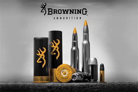New For 2016: Browning Ammo | The Blog of the ...