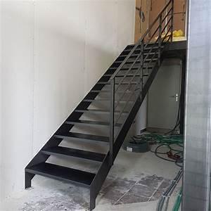 Escalier Exterieur Metal : r alisations novasteel escalier m tal ~ Voncanada.com Idées de Décoration