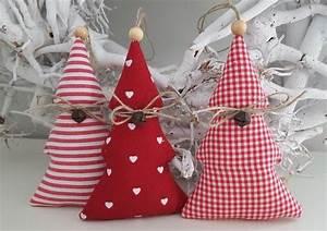 Weihnachten Nähen Ideen : baumschmuck stoff weihnachtsbaumschmuck tannenbaum landhaus ein designerst ck von feinerlei ~ Eleganceandgraceweddings.com Haus und Dekorationen