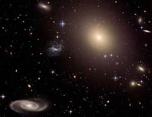 Galaxies Away