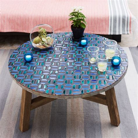 Mosaic Tile Outdoor Table by 249 Best Images About Mosaic Table Top On