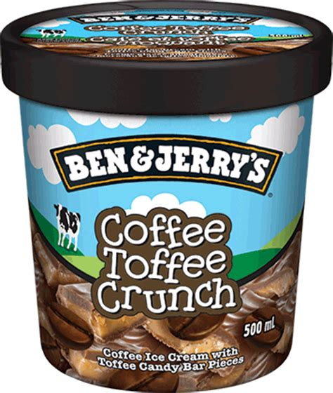 Where the two pints noticeably diverge is in the so if you can find graeter's toffee chocolate chip, there's frankly no reason to bother with ben & jerry's on this one. List of all Ben & Jerry's Ice Cream pint flavors - Act of Rage