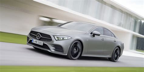 2018 Mercedesbenz Cls Revealed  Photos (1 Of 62