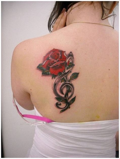 gorgeous rose tattoos      crazy   time
