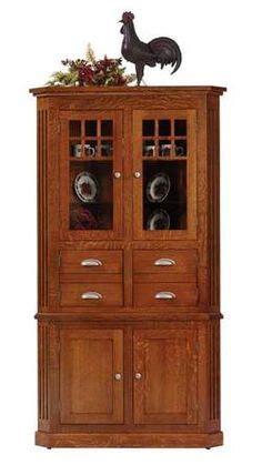 doors for kitchen cabinets amish large corner computer desk hutch bookcase home 6907