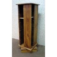 Cd Ständer Drehbar by Cd Regal Drehbar Holz Bestseller Shop F 252 R M 246 Bel Und