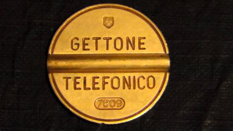 cabine telefoniche sip gettone telefonico sip 1978
