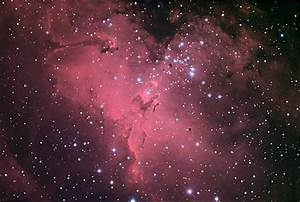 Size of Eagle Nebula (page 2) - Pics about space